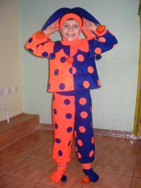 Клоун-Петрушка