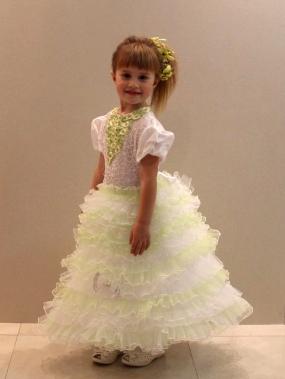 Платье Бакси