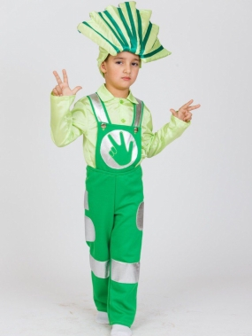Фиксик Зеленый