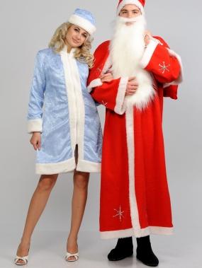 Дед Мороз №337, Снегурочка №9