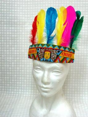 Шляпа Индейца