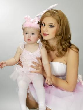 Кукла и Ангелочек