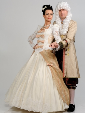 Королева и Граф
