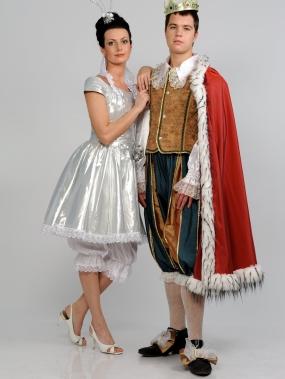 Принцесса и Король